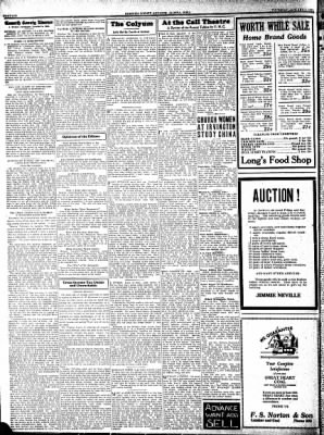 Kossuth County Advance from Algona, Iowa on January 7, 1932 · Page 6