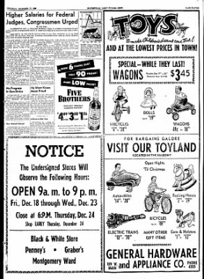 The Courier News from Blytheville, Arkansas on December 17, 1953 · Page 11