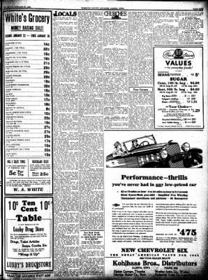 Kossuth County Advance from Algona, Iowa on January 21, 1932 · Page 5