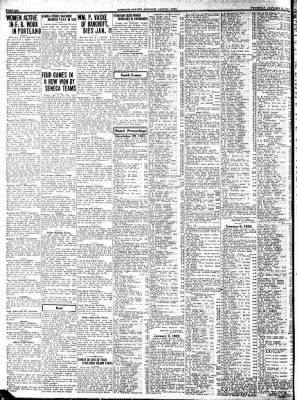 Kossuth County Advance from Algona, Iowa on January 21, 1932 · Page 6