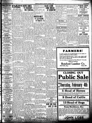 Kossuth County Advance from Algona, Iowa on January 28, 1932 · Page 7