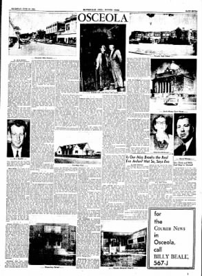 The Courier News from Blytheville, Arkansas on June 24, 1954 · Page 4