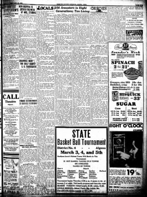Kossuth County Advance from Algona, Iowa on February 18, 1932 · Page 5