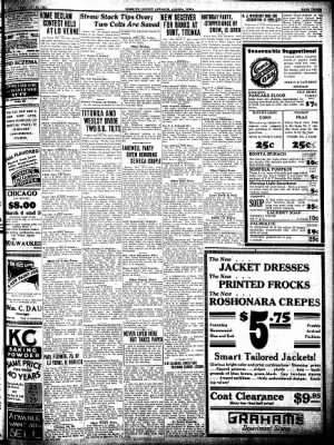 Kossuth County Advance from Algona, Iowa on February 25, 1932 · Page 3