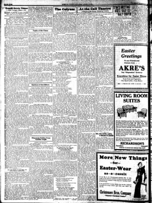 Kossuth County Advance from Algona, Iowa on March 24, 1932 · Page 4