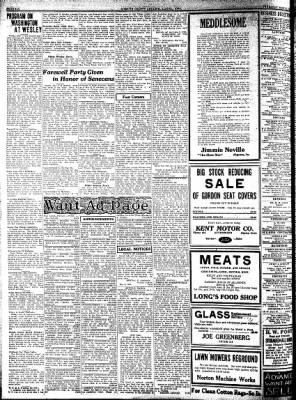 Kossuth County Advance from Algona, Iowa on May 5, 1932 · Page 6