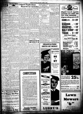 Kossuth County Advance from Algona, Iowa on May 19, 1932 · Page 5