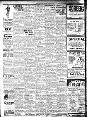 Kossuth County Advance from Algona, Iowa on May 26, 1932 · Page 8