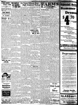 Kossuth County Advance from Algona, Iowa on June 2, 1932 · Page 12