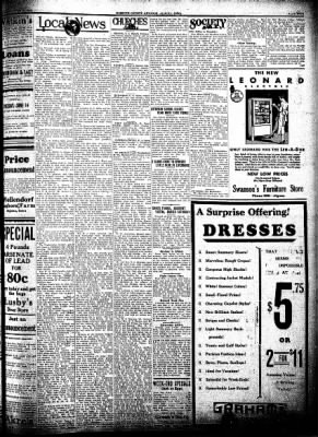 Kossuth County Advance from Algona, Iowa on June 9, 1932 · Page 5
