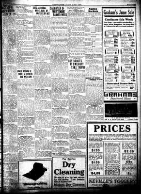 Kossuth County Advance from Algona, Iowa on June 16, 1932 · Page 3