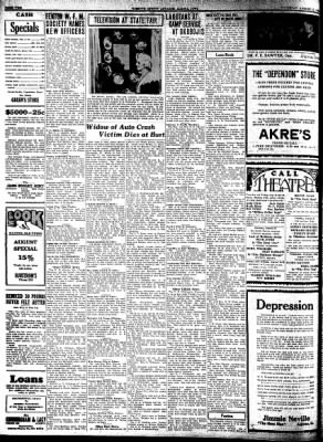 Kossuth County Advance from Algona, Iowa on August 11, 1932 · Page 2