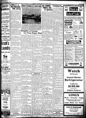 Kossuth County Advance from Algona, Iowa on August 18, 1932 · Page 3