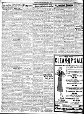 Kossuth County Advance from Algona, Iowa on August 18, 1932 · Page 4