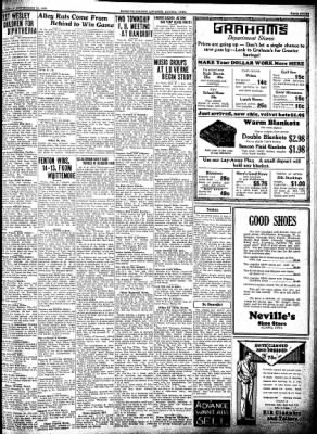 Kossuth County Advance from Algona, Iowa on September 22, 1932 · Page 3