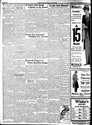 Kossuth County Advance from Algona, Iowa on September 22, 1932 · Page 4