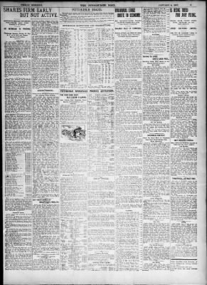 Pittsburgh Daily Post from Pittsburgh, Pennsylvania on January 4, 1907 · Page 11