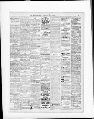 Pittsburgh Daily Post From Pittsburgh Pennsylvania On May 9 1888