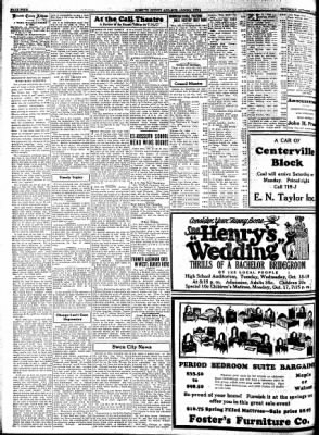 Kossuth County Advance from Algona, Iowa on October 13, 1932 · Page 4