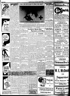 Kossuth County Advance from Algona, Iowa on October 27, 1932 · Page 4
