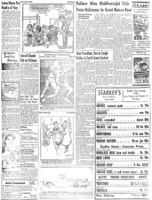 The Daily Register from Harrisburg, Illinois on January 3, 1957 · Page 9