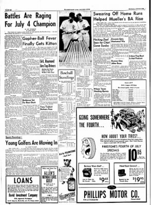 The Courier News from Blytheville, Arkansas on June 28, 1954 · Page 6
