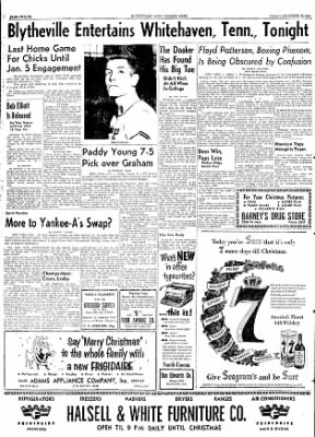 The Courier News from Blytheville, Arkansas on December 18, 1953 · Page 12