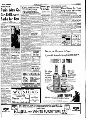 The Courier News from Blytheville, Arkansas on June 28, 1954 · Page 7