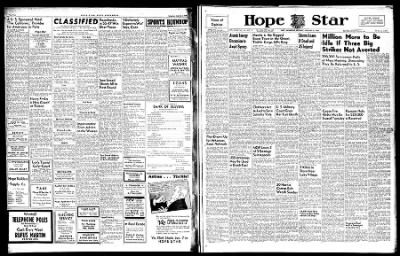 Hope Star from Hope, Arkansas on January 7, 1946 · Page 1