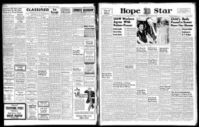 Hope Star from Hope, Arkansas on January 7, 1946 · Page 4