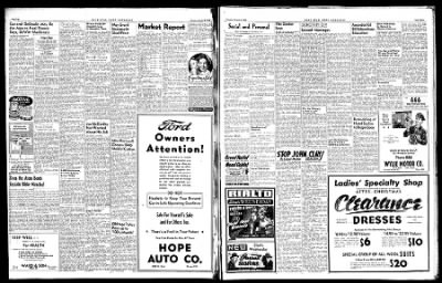 Hope Star from Hope, Arkansas on January 8, 1946 · Page 2