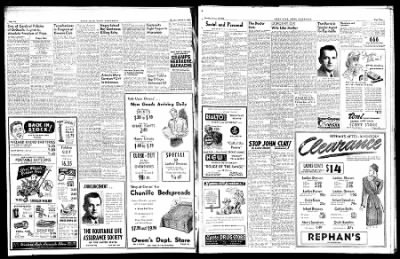 Hope Star from Hope, Arkansas on January 10, 1946 · Page 3