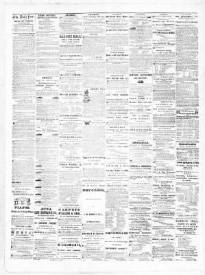 pittsburgh daily post from pittsburgh pennsylvania on november 8 BMW Rover pittsburgh daily post from pittsburgh pennsylvania on november 8 1866 page 4