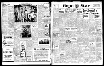 Hope Star from Hope, Arkansas on January 11, 1946 · Page 6