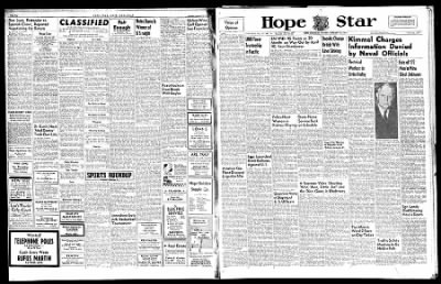 Hope Star from Hope, Arkansas on January 15, 1946 · Page 1
