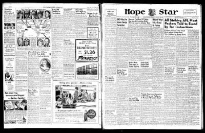 Hope Star from Hope, Arkansas on January 23, 1946 · Page 6