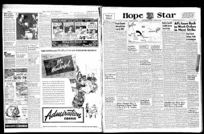 Hope Star from Hope, Arkansas on January 24, 1946 · Page 6