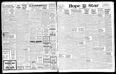 Hope Star from Hope, Arkansas on January 28, 1946 · Page 4