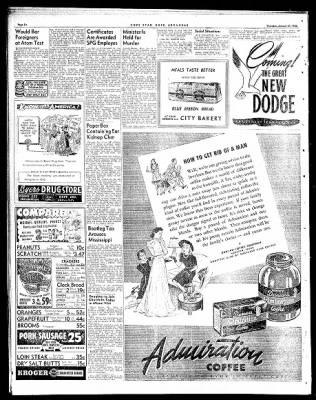 Hope Star from Hope, Arkansas on January 31, 1946 · Page 6