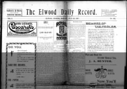 The Elwood Daily Record