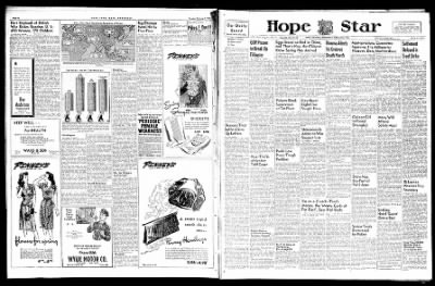 Hope Star from Hope, Arkansas on February 6, 1946 · Page 1