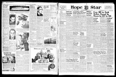 Hope Star from Hope, Arkansas on February 6, 1946 · Page 6