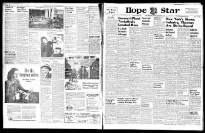 Hope Star from Hope, Arkansas on February 11, 1946 · Page 6