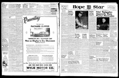 Hope Star from Hope, Arkansas on February 13, 1946 · Page 6