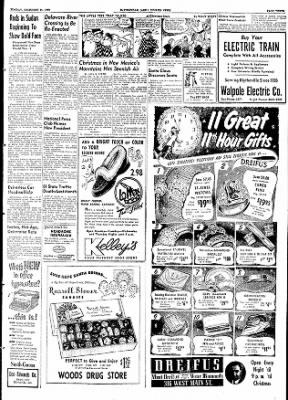 The Courier News from Blytheville, Arkansas on December 21, 1953 · Page 3