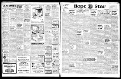 Hope Star from Hope, Arkansas on February 16, 1946 · Page 4