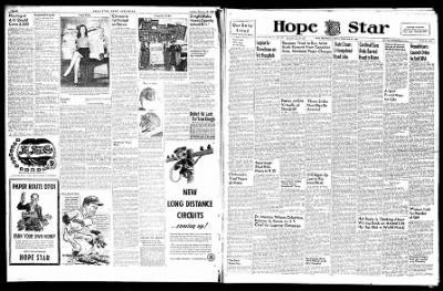Hope Star from Hope, Arkansas on February 18, 1946 · Page 6