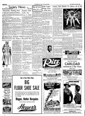 The Courier News from Blytheville, Arkansas on June 30, 1954 · Page 4