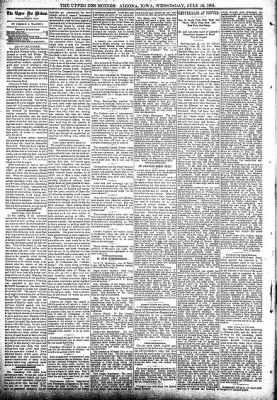 The Algona Upper Des Moines from Algona, Iowa on July 18, 1894 · Page 4