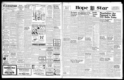 Hope Star from Hope, Arkansas on February 25, 1946 · Page 1